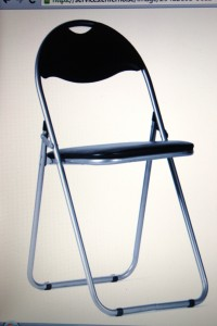 14.klappstol-klädd-sits-inomhusstol